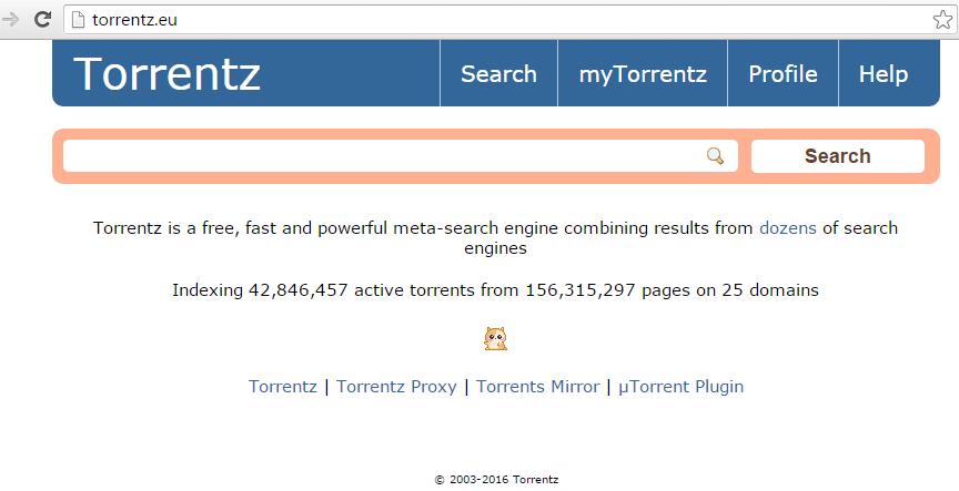 After KickassTorrents, meta-search engine Torrentz.eu quitely shuts down