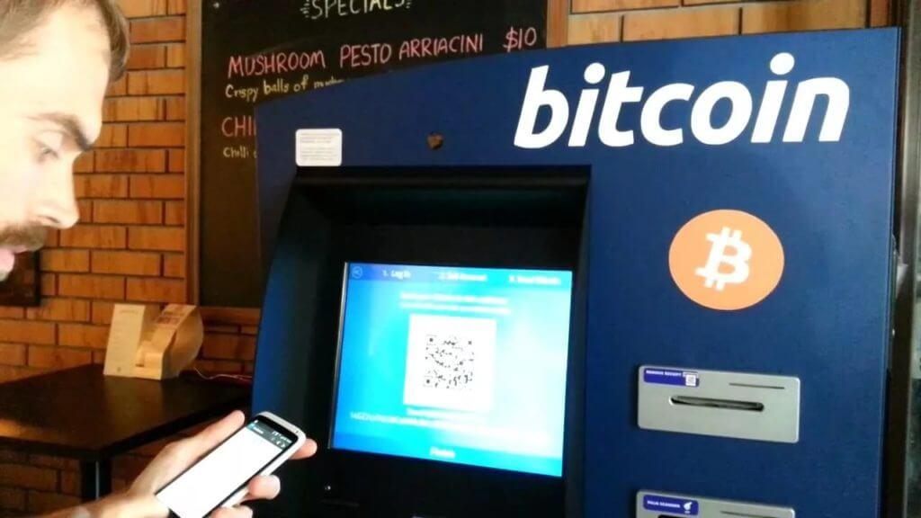 cryptocurrency atm australia