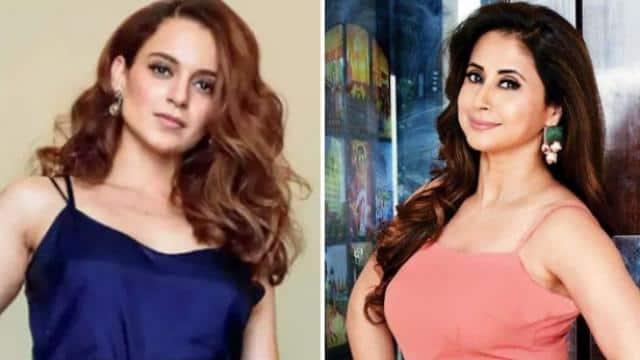 Kangana Ranaut told Urmila Matondkar, soft porn star, she was not known for  acting