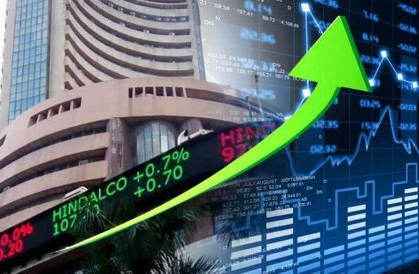 Investors became rich in 3 months, Sensex up 6 percent